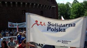 """Afera """"podpisowa"""" w Solidarnej Polsce"""