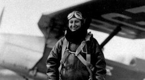 Janina Lewandowska - lotniczka zamordowana w Katyniu