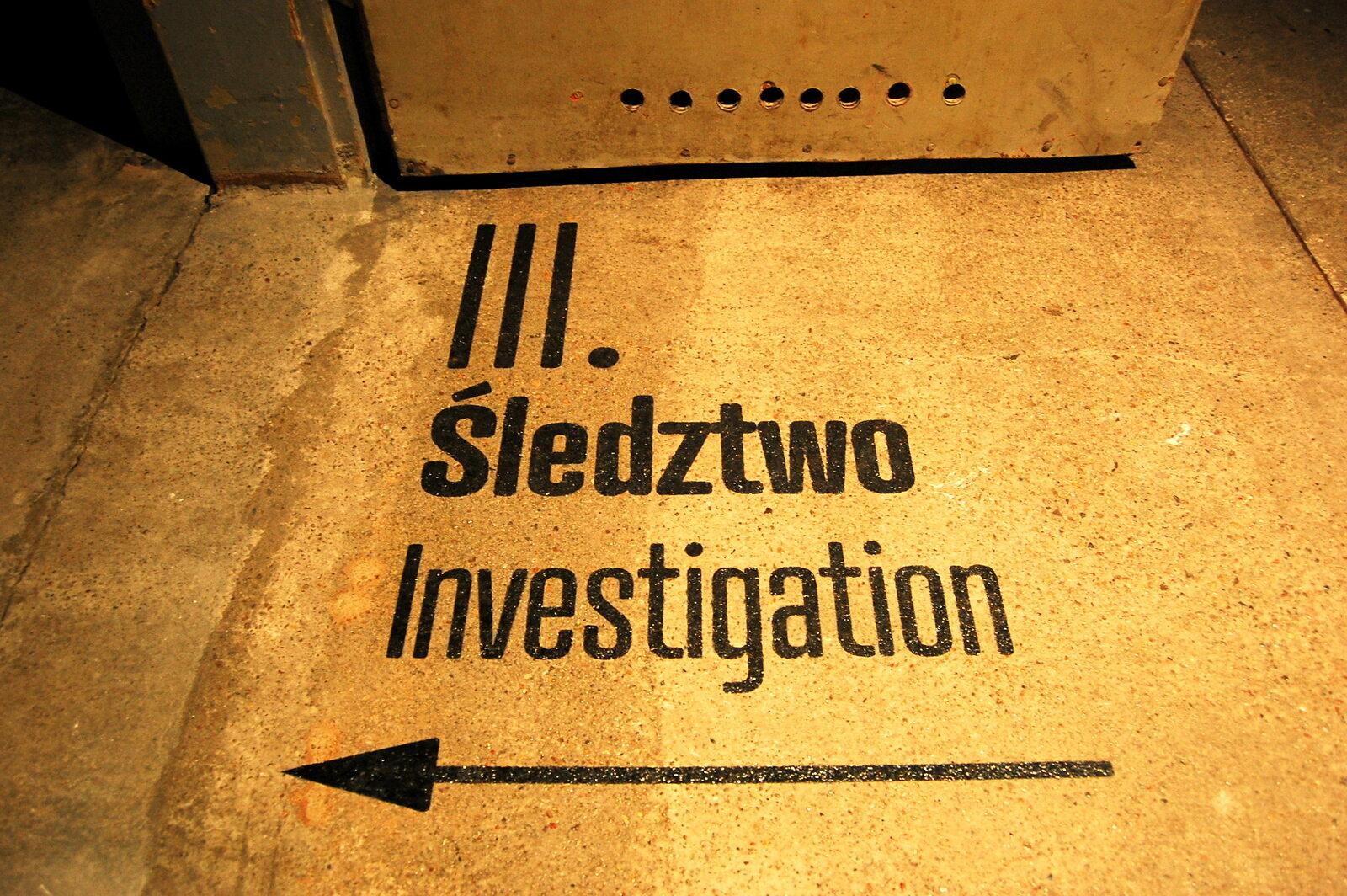 Śledztwu towarzyszyły brutalne przesłuchania i tortury