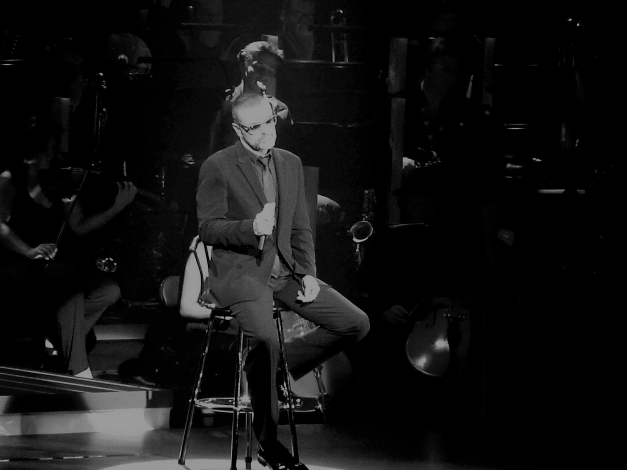 """George Michael – brytyjski piosenkarz i kompozytor. Twórca takich przebojów jak """"Careless Whisper"""", """"Wake me up before you go-go"""" czy """"Last Christmas"""". Zmarł 25 grudnia 2016 r."""