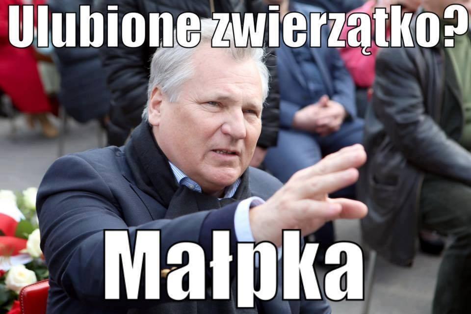 Aleksander Kwaśniewski - memy